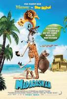 Madagascar - Norwegian Movie Poster (xs thumbnail)