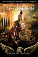 The Lost Legion - DVD cover (xs thumbnail)