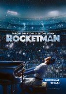 Rocketman - Swedish Movie Poster (xs thumbnail)