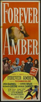 Forever Amber - Movie Poster (xs thumbnail)