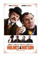 Holmes & Watson - International Movie Cover (xs thumbnail)