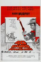 40 Guns to Apache Pass - Movie Poster (xs thumbnail)