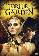Torture Garden - DVD cover (xs thumbnail)