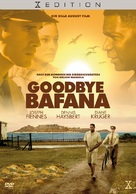 Goodbye Bafana - German DVD cover (xs thumbnail)