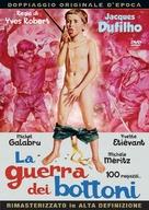 La guerre des boutons - Italian DVD movie cover (xs thumbnail)