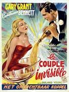 Topper - Belgian Movie Poster (xs thumbnail)