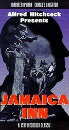 Jamaica Inn - VHS movie cover (xs thumbnail)