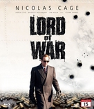 Lord Of War - Finnish Movie Cover (xs thumbnail)