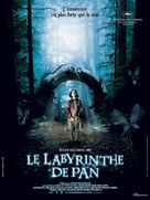 El laberinto del fauno - French Movie Poster (xs thumbnail)