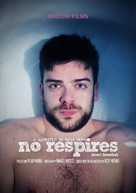 No respires - Spanish Movie Poster (xs thumbnail)