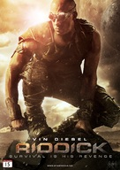 Riddick - Norwegian Movie Cover (xs thumbnail)