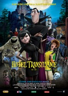 Hotel Transylvania - Czech Movie Poster (xs thumbnail)
