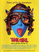 Tank Girl - Movie Poster (xs thumbnail)