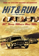 Hit and Run - Dutch Movie Poster (xs thumbnail)