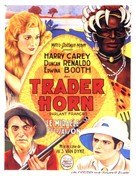 Trader Horn - French Movie Poster (xs thumbnail)