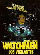 Watchmen - Argentinian Movie Poster (xs thumbnail)