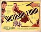Southside 1-1000 - Movie Poster (xs thumbnail)