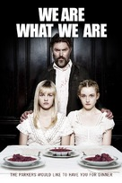 We Are What We Are - DVD cover (xs thumbnail)