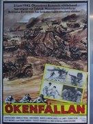 I sette di Marsa Matruh - Swedish Movie Poster (xs thumbnail)
