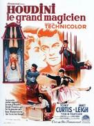 Houdini - French Movie Poster (xs thumbnail)