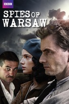 Spies of Warsaw - Australian DVD movie cover (xs thumbnail)