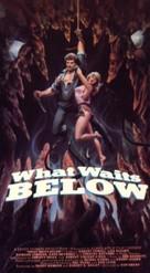 What Waits Below - VHS cover (xs thumbnail)