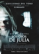 Los ojos de Julia - Colombian Movie Poster (xs thumbnail)