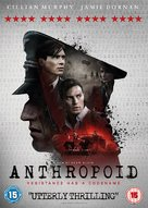 Anthropoid - British DVD movie cover (xs thumbnail)