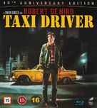 Taxi Driver - Swedish Movie Cover (xs thumbnail)