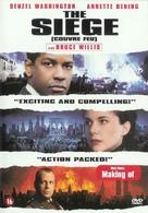 The Siege - Dutch DVD movie cover (xs thumbnail)