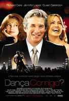 Shall We Dance - Brazilian Movie Poster (xs thumbnail)