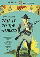 Tell It to the Marines - DVD cover (xs thumbnail)