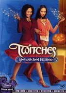 Twitches - DVD cover (xs thumbnail)