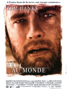 Cast Away - French Movie Poster (xs thumbnail)