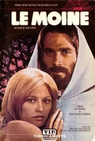 Le moine - French Movie Cover (xs thumbnail)