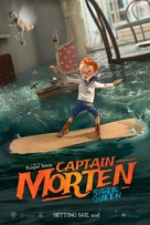 Captain Morten and the Spider Queen - German Movie Poster (xs thumbnail)