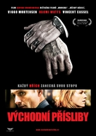 Eastern Promises - Czech Movie Poster (xs thumbnail)