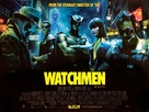 Watchmen - British Movie Poster (xs thumbnail)