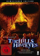 The Hills Have Eyes - German Movie Cover (xs thumbnail)