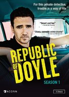 """Republic of Doyle"" - DVD movie cover (xs thumbnail)"