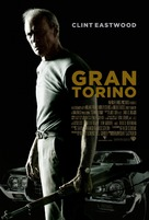 Gran Torino - Norwegian Movie Poster (xs thumbnail)
