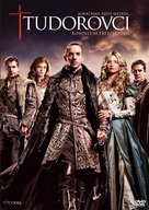 """The Tudors"" - Czech DVD movie cover (xs thumbnail)"