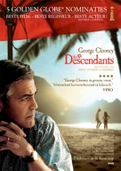 The Descendants - Dutch Movie Poster (xs thumbnail)