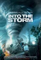 Into the Storm - Italian Movie Poster (xs thumbnail)