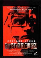 Postmortem - Spanish Movie Cover (xs thumbnail)