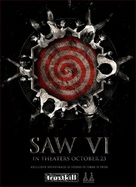 Saw VI - Movie Poster (xs thumbnail)