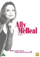 """Ally McBeal"" - Danish DVD movie cover (xs thumbnail)"