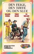 Il bianco, il giallo, il nero - Norwegian VHS cover (xs thumbnail)