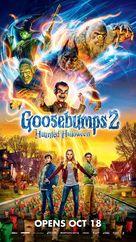Goosebumps 2: Haunted Halloween - Singaporean Movie Poster (xs thumbnail)