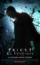 Priest - Argentinian Movie Poster (xs thumbnail)
